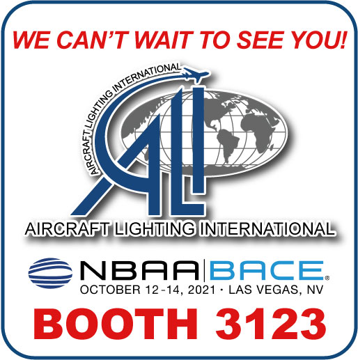 Aircraft Lighting International Coming Soon Even
